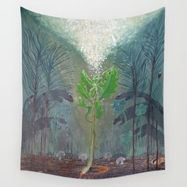 The Seedling Wall Tapestry