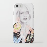 oriental iPhone & iPod Cases featuring Oriental by naranjalidad