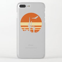 Sergio Leone Clear iPhone Case