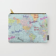 Fashion Capitals Carry-All Pouch