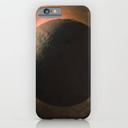 Outer Space Planetary — Mars iPhone Case