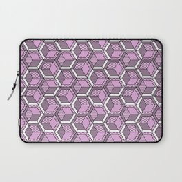 Pink and mint Laptop Sleeve