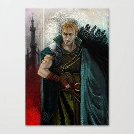 Dragon Age - Tevinter Anders Canvas Print