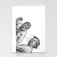 snatch Stationery Cards featuring snatch by BzPortraits