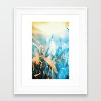 minnesota Framed Art Prints featuring Minnesota by Carlos Eliason