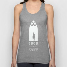 A Century of Horror Classics :: Turn of the Screw Unisex Tank Top