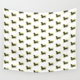 Dachshund (includes rescue donation!) Wall Tapestry