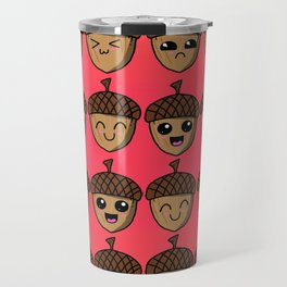 Adorable Acorns Travel Mug