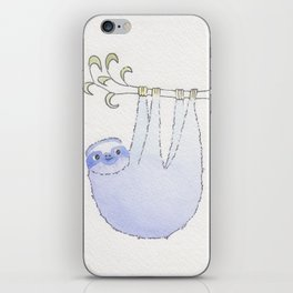 Just Chillin' iPhone Skin