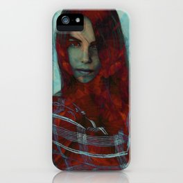 Virus  iPhone Case