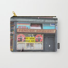 Pender Grocery Carry-All Pouch