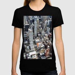 Built up Area T-shirt
