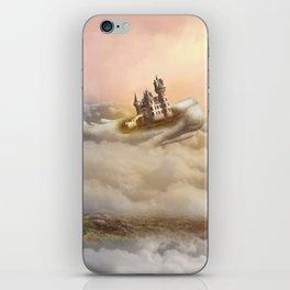 Lost in a Wonderful Dream (Girl, Wale, Castle) iPhone Skin