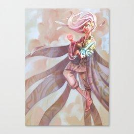 Beyond: Angel Canvas Print