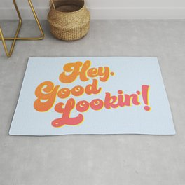 Hey, Good Lookin'! 01 Rug