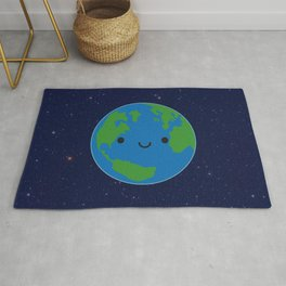 Planet Earth Rug