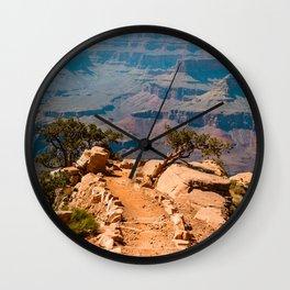 Kaibab Trail Wall Clock