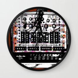 bent rx-17 Wall Clock