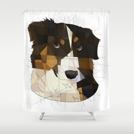 Aussie Shower Curtain