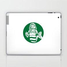 Minifigure Mermaid Laptop & iPad Skin