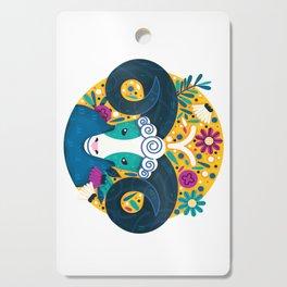 Gorgeous Aries Zodiac Sign Cutting Board