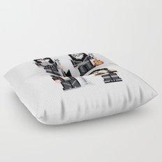 Pixel Kiss Floor Pillow