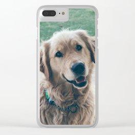 Goldie Locks Clear iPhone Case