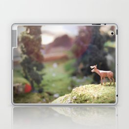 Temporary Happiness part 1 deer Laptop & iPad Skin