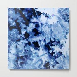 Ice Dye #1 Metal Print