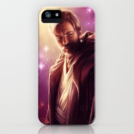 kenobi. iPhone Case