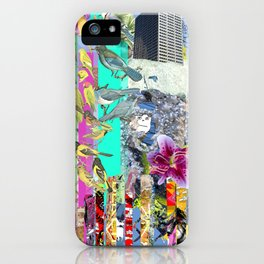 Demographic iPhone Case