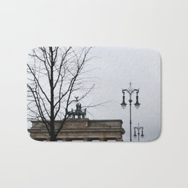 From Berlin with love Bath Mat