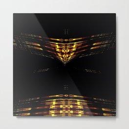 Luxury crown Metal Print
