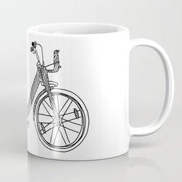 Montreal - Bixi - Black Coffee Mug