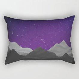 Mountains Shade Rectangular Pillow