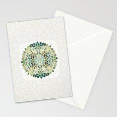 Herbal Tea - Voronoi Stationery Cards