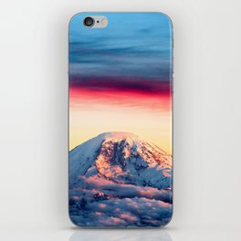 High on a Mountaintop iPhone Skin