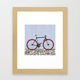 Frejus Framed Art Print