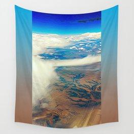 Somewhere Over the Desert Wall Tapestry
