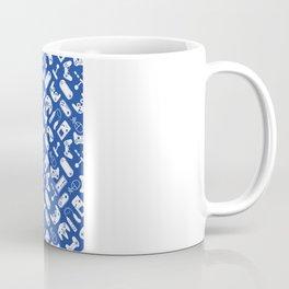 Control Your Game - Dazzling Blue Coffee Mug
