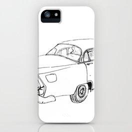 Old Card Cuba iPhone Case