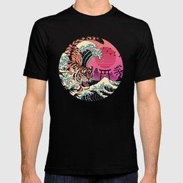 Rad Tiger Wave T-shirt