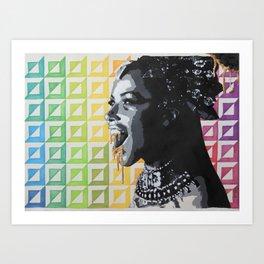 C'mere Boy! Art Print