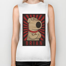 Brian Biker Tank