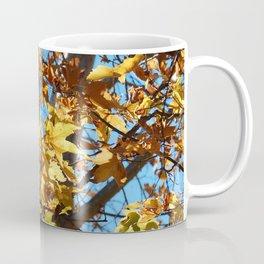 Fall Time Tree Coffee Mug