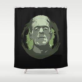 Horror Monster | Frankenstein Shower Curtain