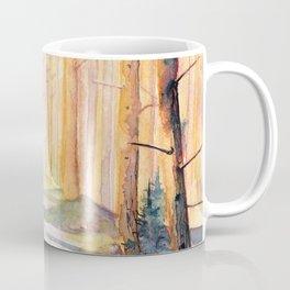 Down The Forest Path Coffee Mug