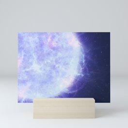 Blue Hypergiant Adomis Majoris Mini Art Print