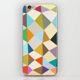 Shaped iPhone Skin