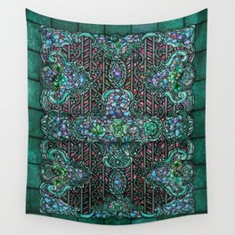 Louis Comfort Tiffany - Decorative stained glass 23. Wall Tapestry